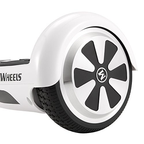 MegaWheels Hoverboard UL 2272 Certified Self-Balancing Smart Scooter (White) by MegaWheels (Image #6)