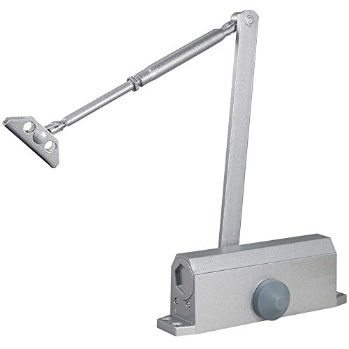 Door Closer Size 4 (Silver) - 4
