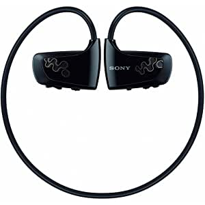 Sony NWZW263B - Reproductor de MP3, 4GB de capacidad, color negro