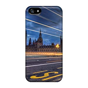 DeannaTodd Perfect For SamSung Note 2 Phone Case Cover Anti-scratch Protector Cases (london)