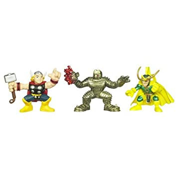 Pack Destroyer Squad With Thor Super Loki By Marvel Hero Movie And N0Om8nwyv