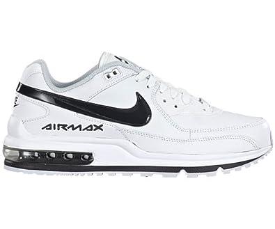 sale retailer cdc49 eff5c Nike Air Max LTD II 146 (L40), Size 38, 5 White: Amazon.co.uk: Shoes ...