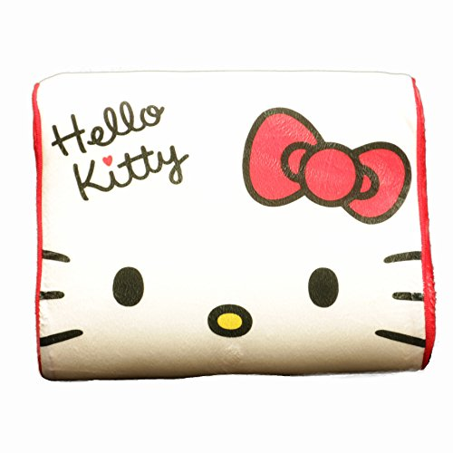サンリオ かわいい 低反発 枕 キャラクター まくら (キティ ホワイト)