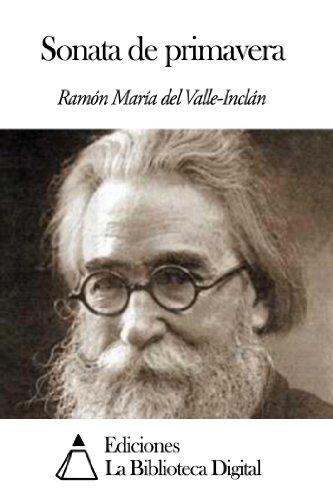 Sonata de primavera (Spanish Edition)