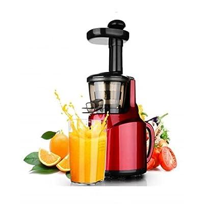 Extracteur de jus Smart Juice Puissance 150W '60tours par minute faible vitesse rumorosita'