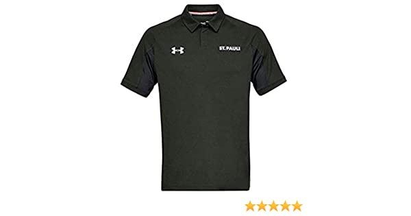 Under Armour 2018-2019 St Pauli Team Polo Shirt (Loche): Amazon.es ...