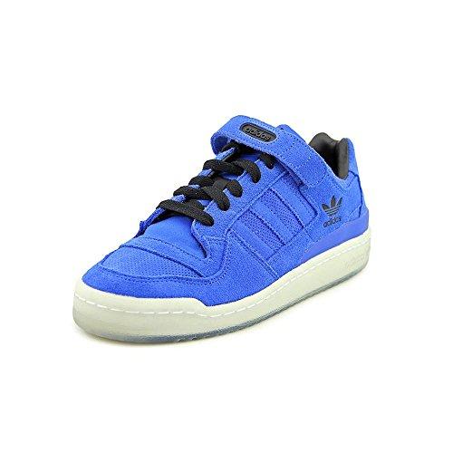Adidas Originals Forum Lo Men's Sneakers Shoes Suede Blue Size 11