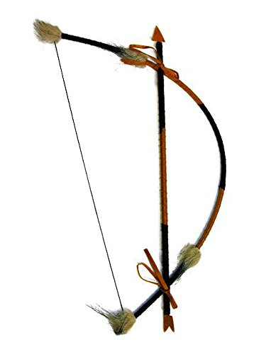 Forum Novelties Native American Bow and Arrow Set-Standard (Halloween Costumes Cowboy)