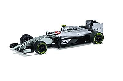 Scalextric McLaren Mercedes MP4-29 2014 Formula One Slot Car (C3665/1:32 Scale)