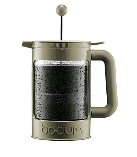 Coffee Maker With Beans : Bodum Bean Set Ice Coffee Maker - Coffee Pigs