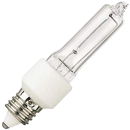Westinghouse Lighting 0625800 T3 Specialty Xenon/Krypton Incandescent Lamp 60 Watt E11 Miniature Candelabra Base 960 Lumens 2950K ()