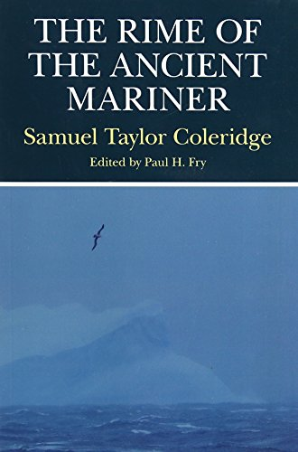 The Rime of the Ancient Mariner (Case Studies in Contemporary Criticism) (St Coleridge The Rime Of The Ancient Mariner)