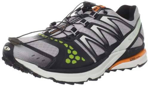 Crossmax Trail Salomon Neutral Men's Black Running Clementine Aluminum XR Shoe pApqZE