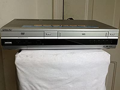 Sony SLV-D360P DVD Player / Video Cassette Recorder Combination 4-Head Hi-Fi VHS Player / CD Player W/ Progressive Scan, Dolby Digital, DTS Digital Out.