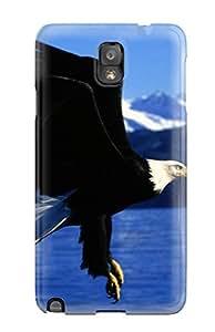 Nannette J. Arroyo's Shop Hot 6057140K78752905 Tpu Shockproof Scratcheproof Easy Landing Alaska Hard Case Cover For Galaxy Note 3