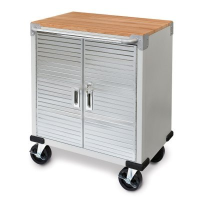 Ultra HD 2-Door Rolling Cabinet ()