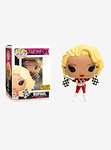 Figura Pop Drag Queens Rupaul Exclusive
