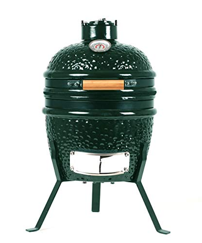 Chefood 12-inch Ceramic kamado Style Grill Portable