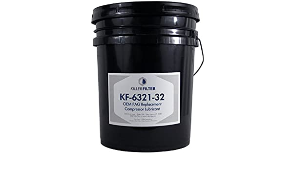 Equivalent Oil for Atlas Copco Roto-Xtend Duty Fluid by Killer Filter: Amazon.com: Industrial & Scientific