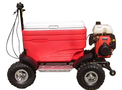 Crazy Coolers RED 4Stroke