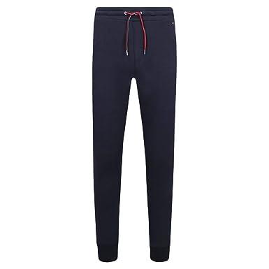 Tommy Hilfiger Basic Pantalon de survêtement Captain: Amazon