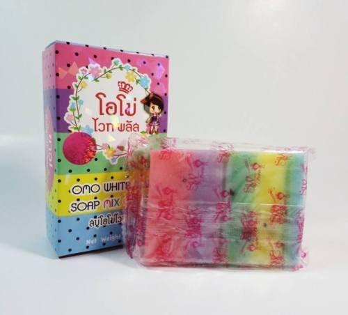 omo-plus-soap-mix-color-plus-soap-five-brighten-white-skin-new-100-gluta-100g-pack-of-2