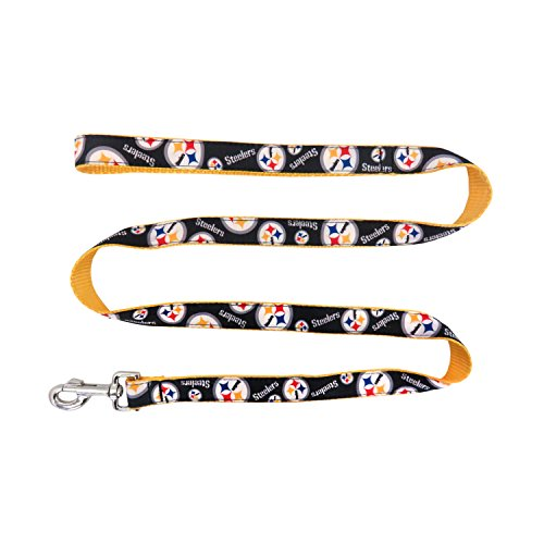 NFL Pittsburgh Steelers Team Pet Leash