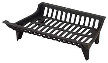 Amazon.com: Panacea Products Corp 18' Blk Cast Iron Grate 15418 ...