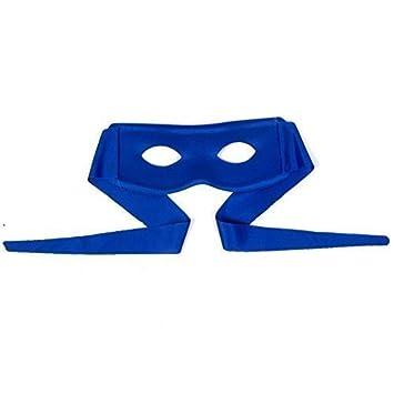 Ninja Estilo Mascarilla Cara - Azul: Amazon.es: Juguetes y ...