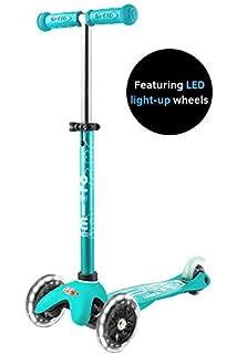 Amazon.com: Mini Deluxe 3-Wheeled, Lean-to-Steer, Swiss ...