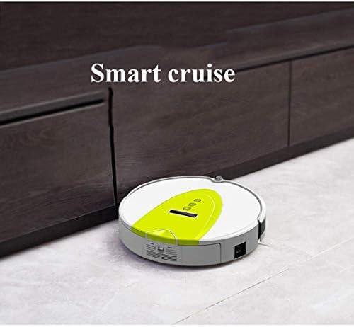 Aspirateur de Robot de Balayage 360 ° WiFi entièrement Automatique pour Les Poils d\'animaux de Compagnie à Domicile