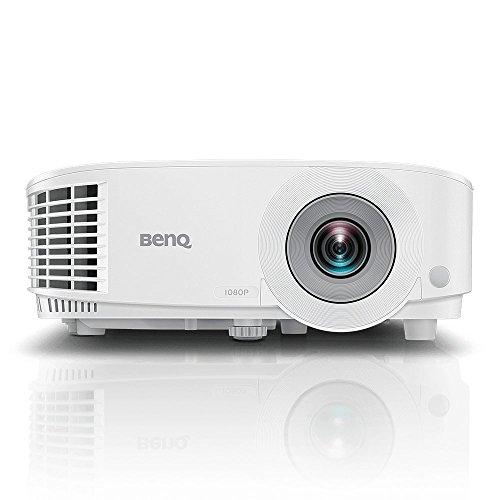 BenQ DLP Beamer MW550 Helligkeit: 3600lm 1280 x 800 WXGA 20000 : 1 blanc