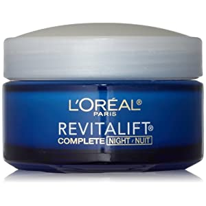L'Oréal Paris Revitalift Anti-Wrinkle + Firming Night Cream Anti-Aging Pro Retinol, 1.7 fl oz