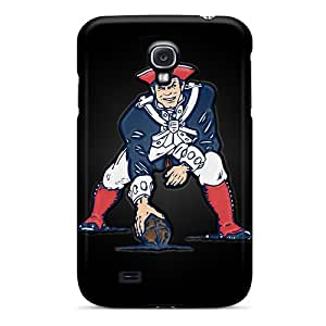 Hot MAD9948apbz Cases Covers Protector For Galaxy S4- New England Patriots