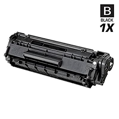 AZ Supplies © Compatible Replacement Toner Cartridge Black for use in Canon 104 (0263B001AA), Fax L90, L100, L140, L160, L110; Faxphone L120; imageCLASS MF4150, D420, D480, MF6570, 4270, 4350, 4350D, 4370, 4370DN, MF4690, MF4340d, MF4380, MF4380dn, MF4680