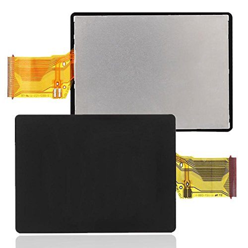 Lcd Camera Replacement Screen (Yosoo- LCD Display Screen for Sony SLT-A57 A65 A67 A77 HX200 Cameras Backlight 3.9 x 2.1 x 0.2inch)