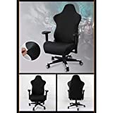 Ooscy Stretchable Gaming Chair Covers - Ergonomic
