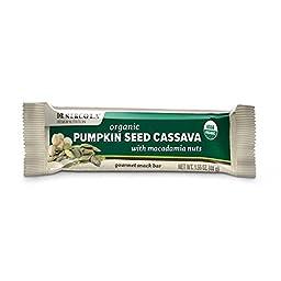 Pumpkin Seed Cassava with Macadamia Nuts (Box of 12)