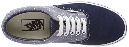 clearance in China Vans New Unisex Mens/Ladies Navy Polka Dot Fashion Pump - Navy/Chambray Polka - UK Sizes 4.5-8.5 cheap prices reliable discount genuine free shipping Cheapest NpSHwW88
