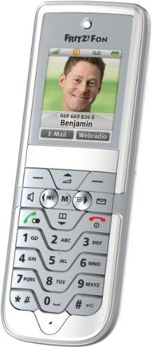 AVM FRITZ!Fon C3  DECT-Komforttelefon für FRITZ!Box (Farbdisplay, HD-Telefonie)