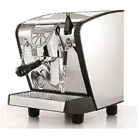 Nuova Simonelli Musica Black Pour Over Espresso Coffe Machine Starter Kit
