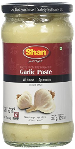 Amore Garlic Paste - Shan Garlic Paste - Paste from Fresh Garlic - 310g., 10.93 ounce