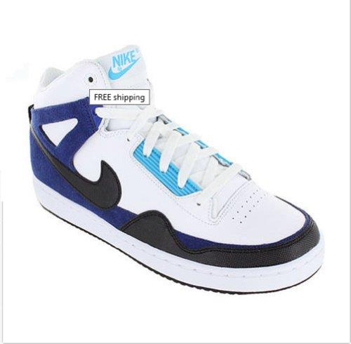Nike Alphaballer Mid Top Basketball Shoe