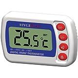 Hygiplas F343Thermomètre pour réfrigérateur/congélateur Numérique