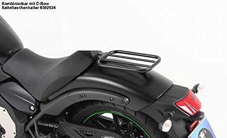 Hepco Becker Solorack Ohne Rückenlehne Schwarz Für Kawasaki Vulcan S Auto