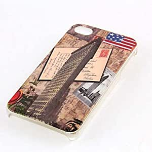 TLB US Building Hard Case for iPhone 4/4S