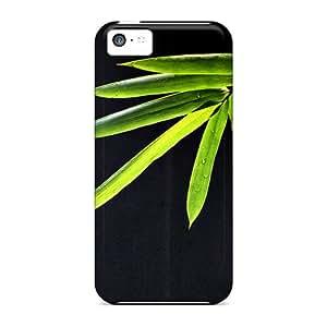 For Iphone 5c Premium Tpu Case Cover Beautifulleaf Protective Case