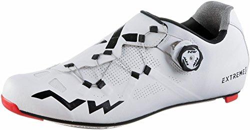 Zapatillas Carretera Northwave Extreme GT Blanco-Negro - Talla: 45