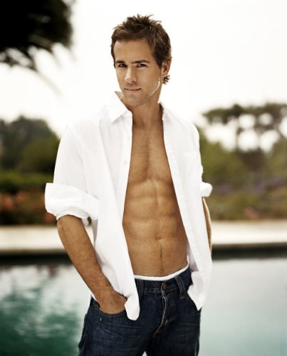 Ryan Reynolds Sexy Celebrity Limited Print Photo Poster 8x10