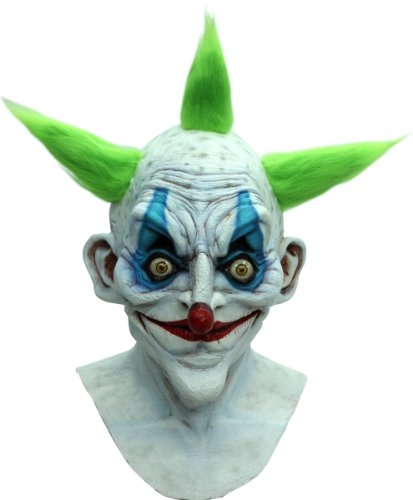 Old Crazy Clown Mask]()